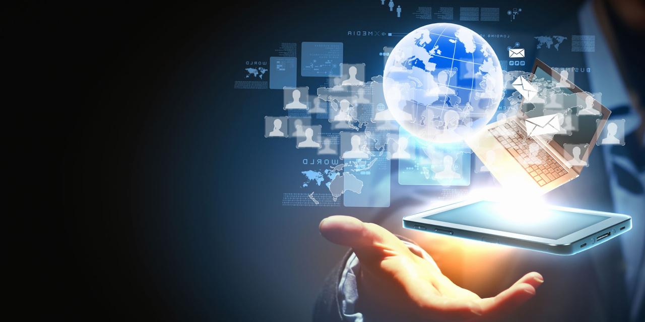 Consultancy in a digital world