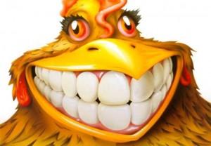 As rare as hen's teeth